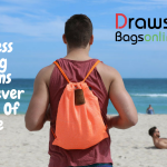 Drawstring Bags- Timeless Toting Options That Never Go Out Of Style