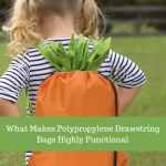 What Makes Polypropylene Drawstring Bags Highly Functional